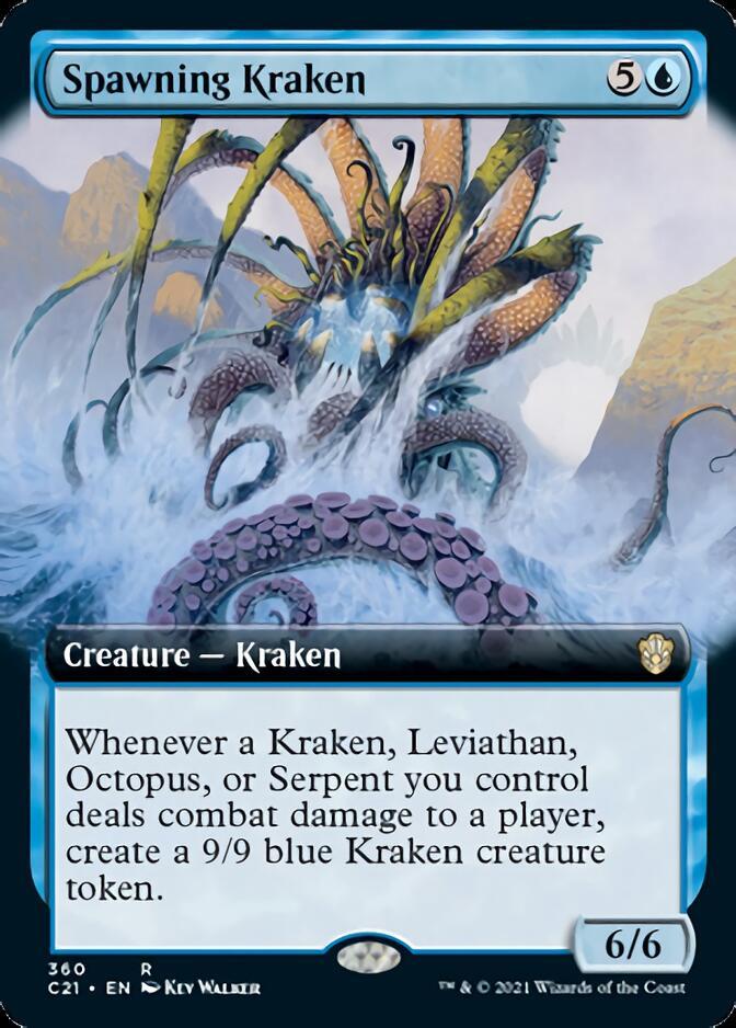 Spawning Kraken <extended> [C21]