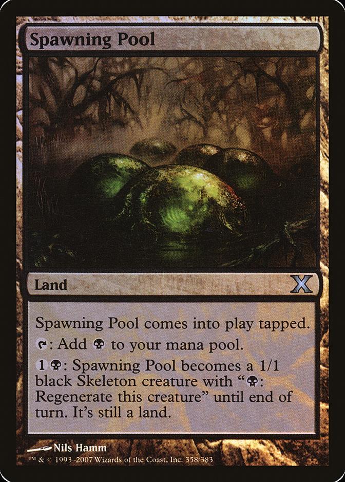 Spawning Pool [10E]