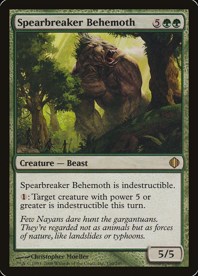 Spearbreaker Behemoth [ALA]