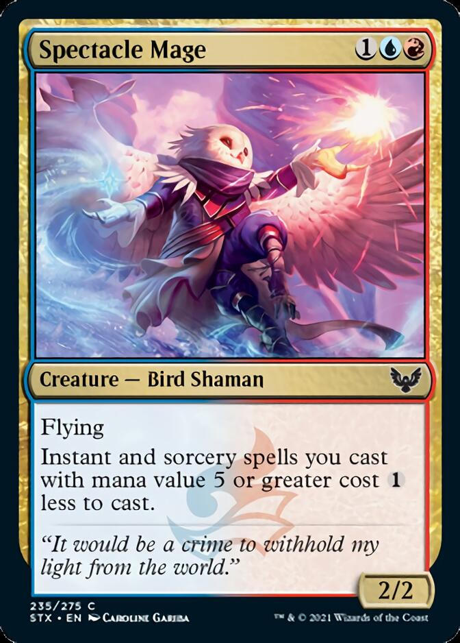 Spectacle Mage [STX]
