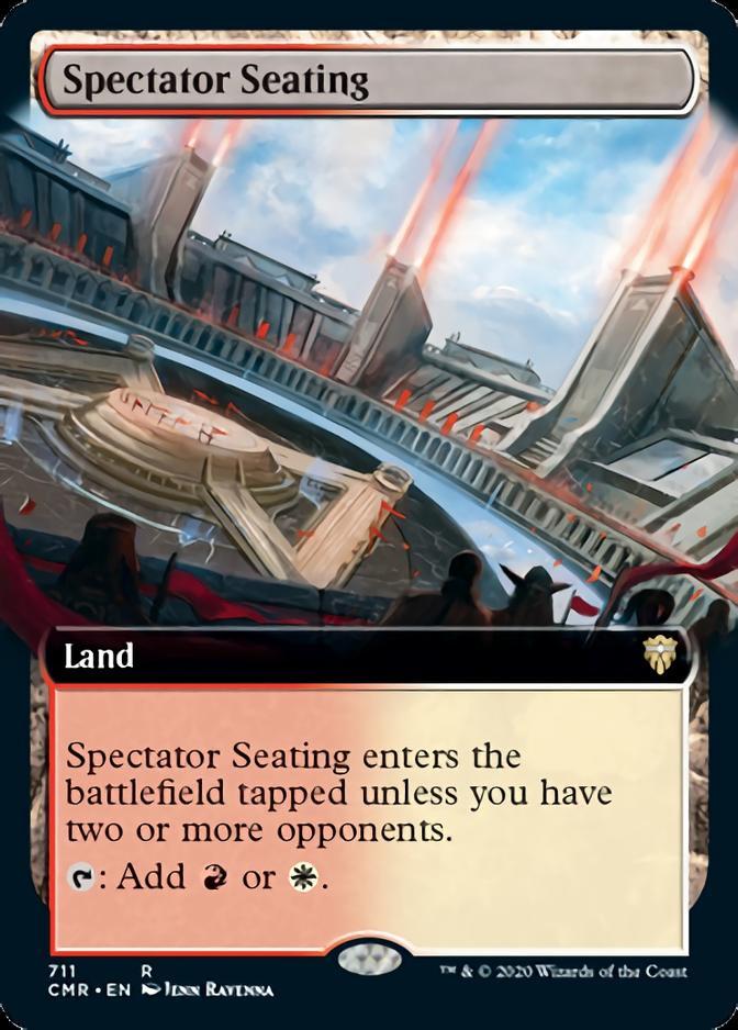 Spectator Seating [PCMR]