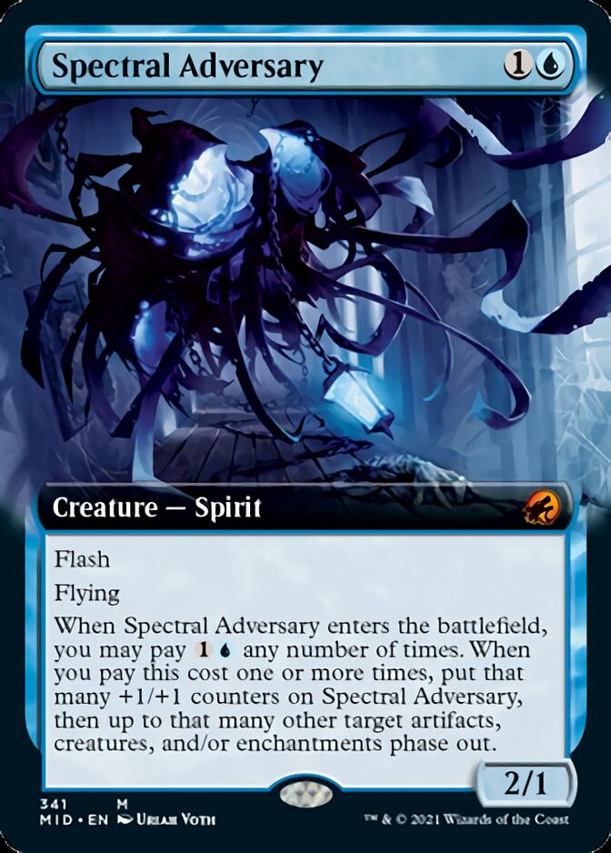 Spectral Adversary <extended> [MID]