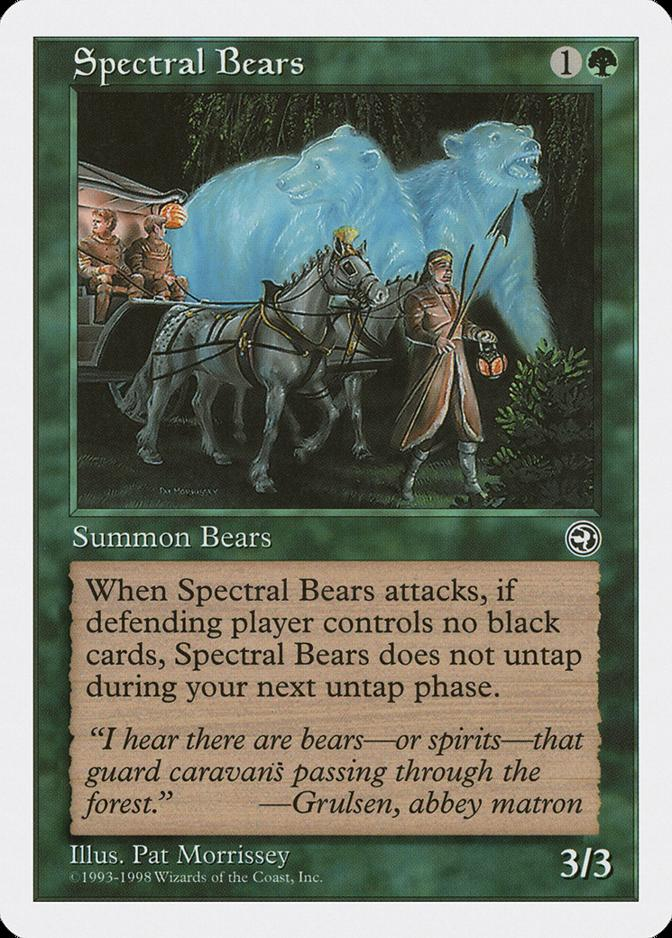 Spectral Bears [ATH]