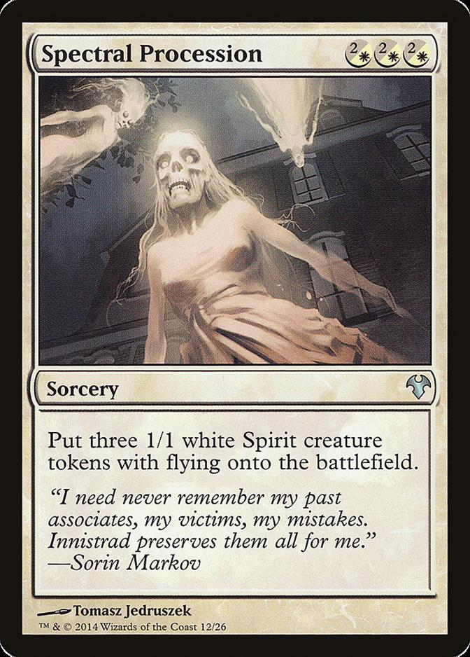 Spectral Procession [MD1]