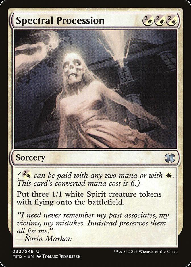 Spectral Procession [MM2]