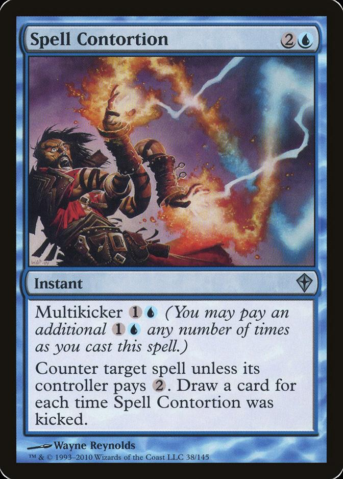 Spell Contortion [WWK]