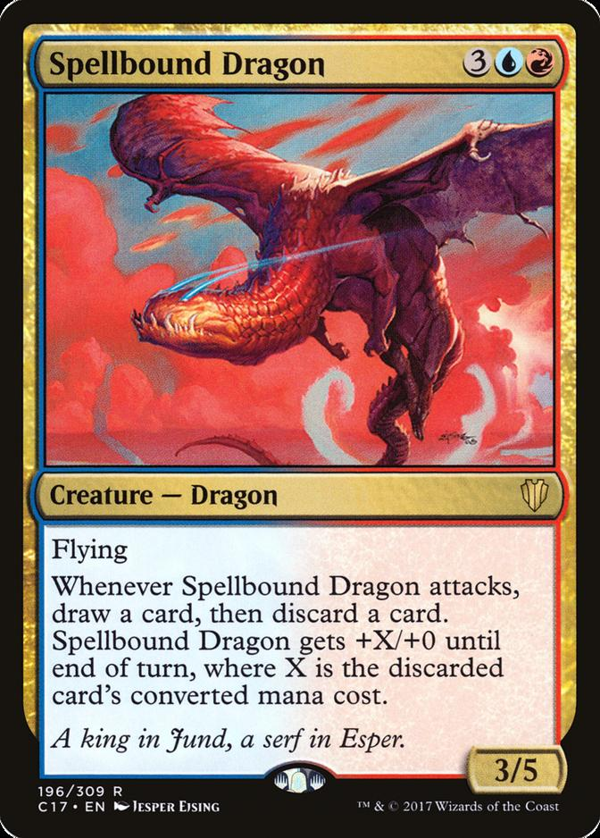 Spellbound Dragon [C17]