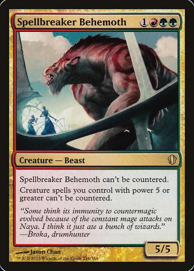 Spellbreaker Behemoth [C13] (F)
