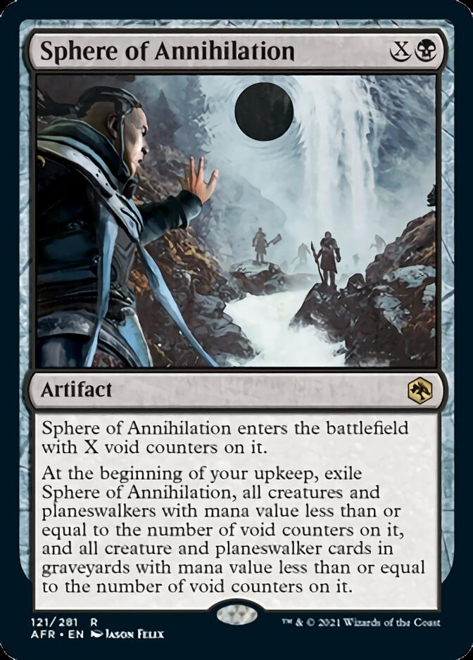 Sphere of Annihilation [AFR]