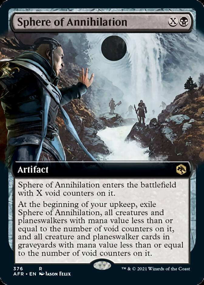 Sphere of Annihilation <extended> [AFR]