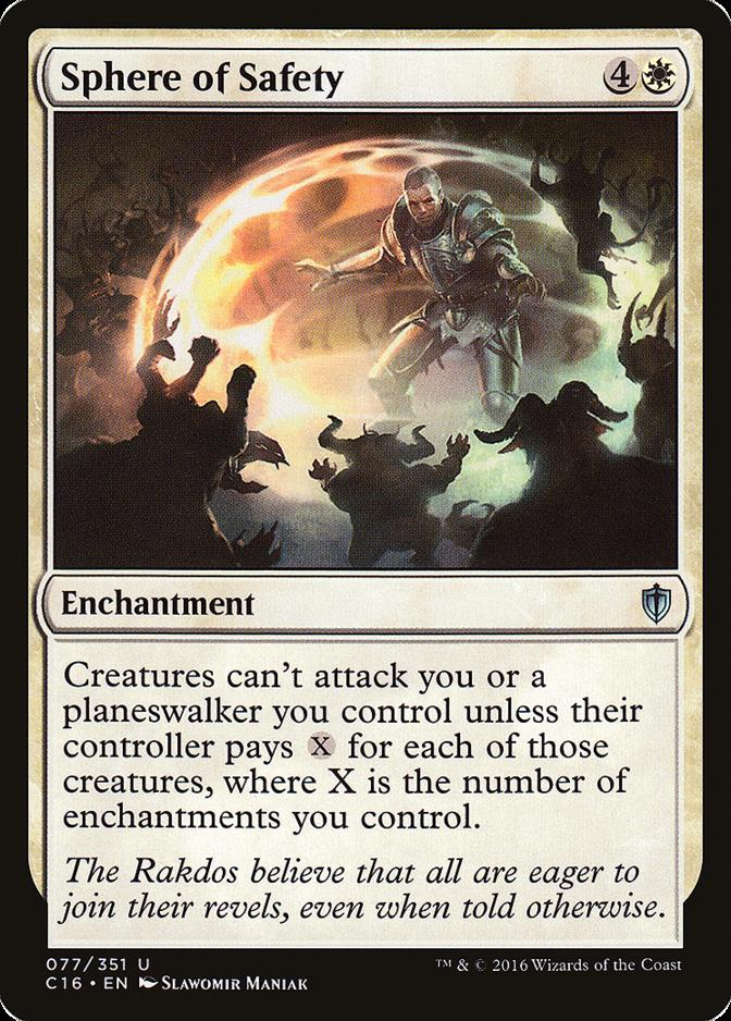 Sphere of Safety [C16]