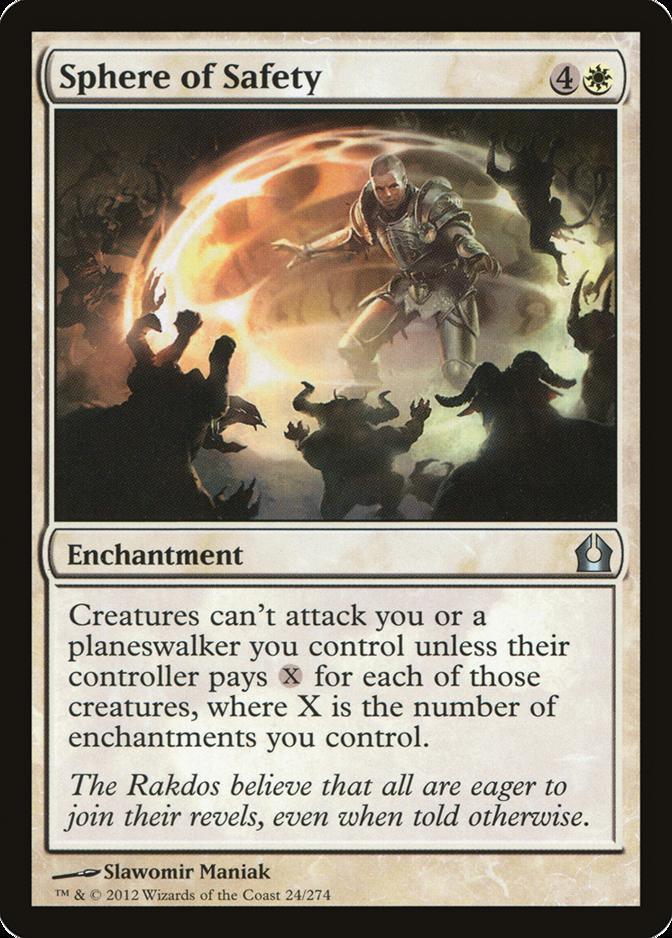 Sphere of Safety [RTR]
