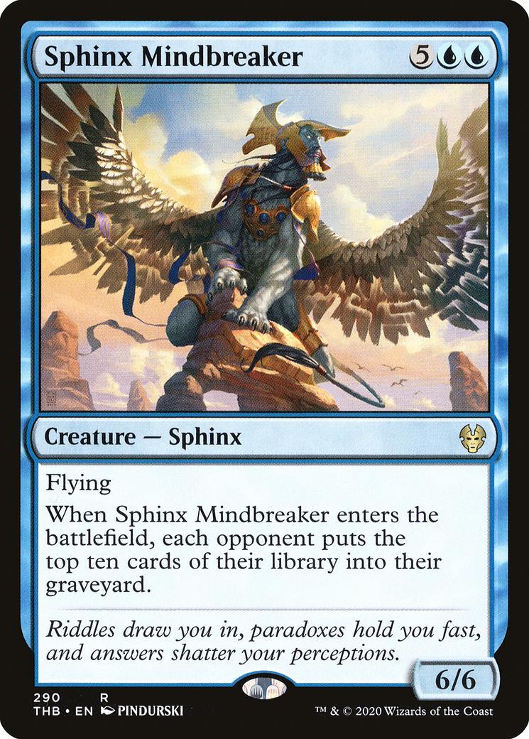 Sphinx Mindbreaker [THB]
