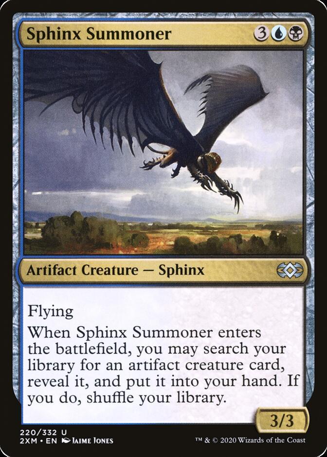 Sphinx Summoner [2XM]