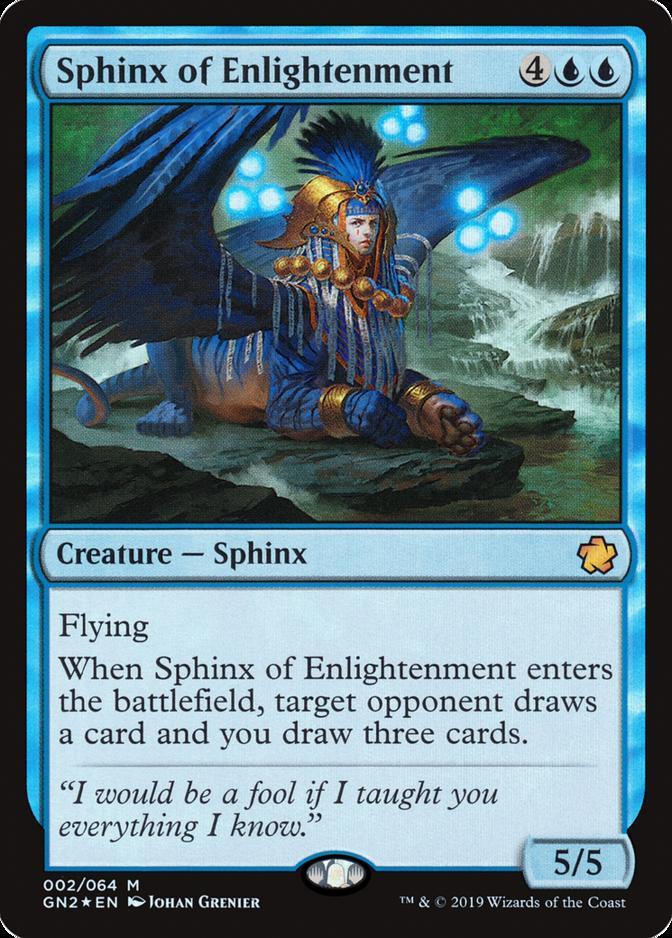 Sphinx of Enlightenment [GN2] (F)