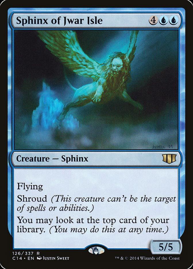 Sphinx of Jwar Isle [C14]