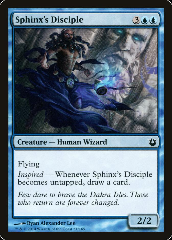 Sphinx's Disciple [BNG]