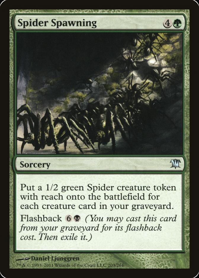Spider Spawning [ISD]