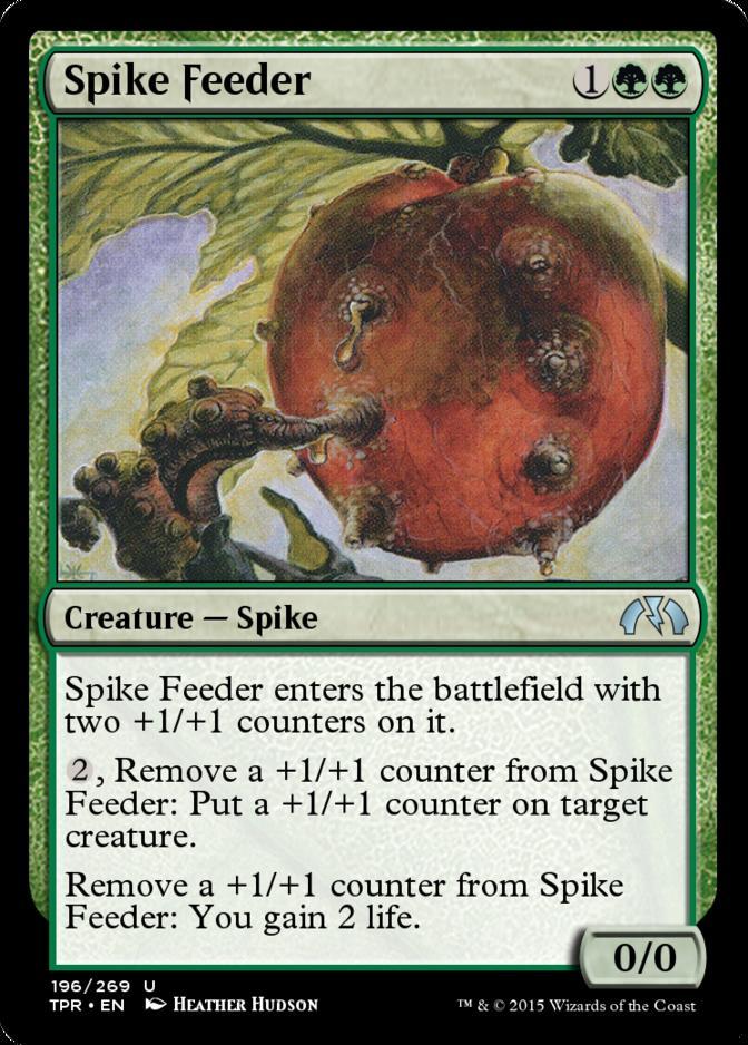 Spike Feeder [TPR]