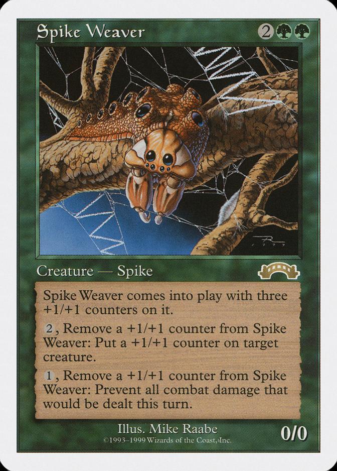 Spike Weaver [BRB]