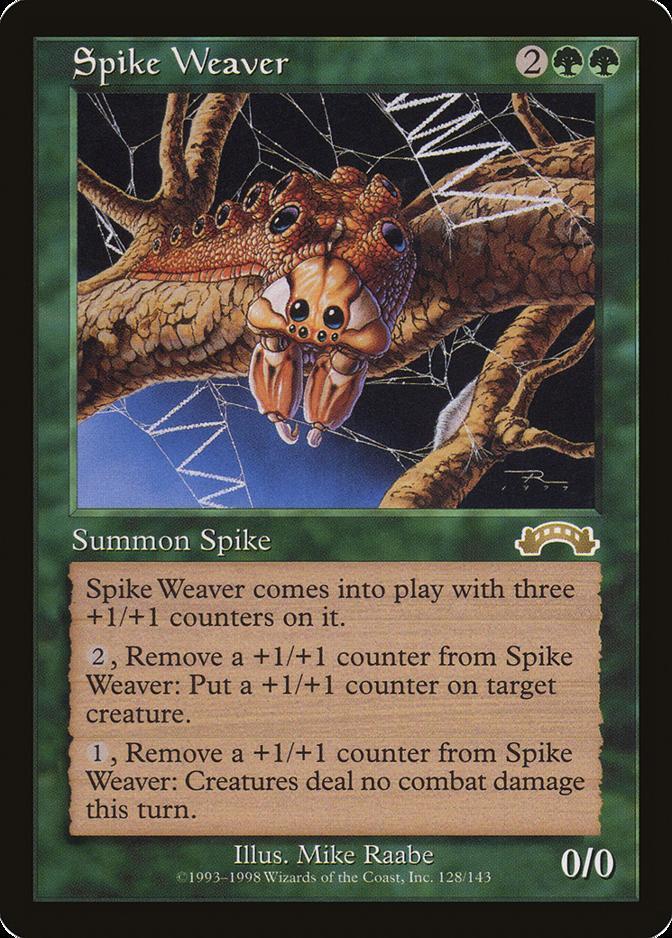 Spike Weaver [EX]