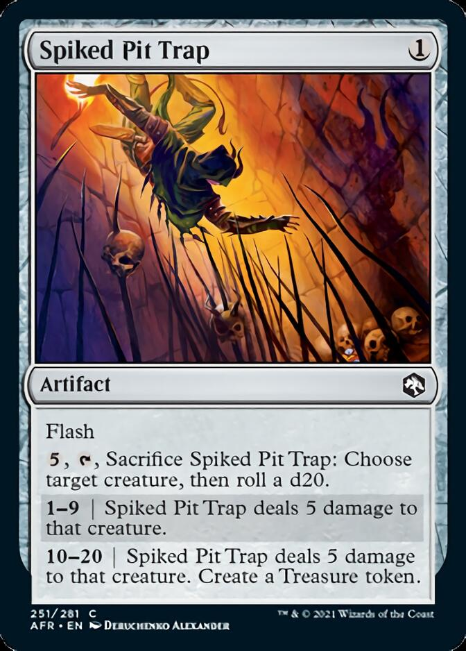 Spiked Pit Trap [AFR]