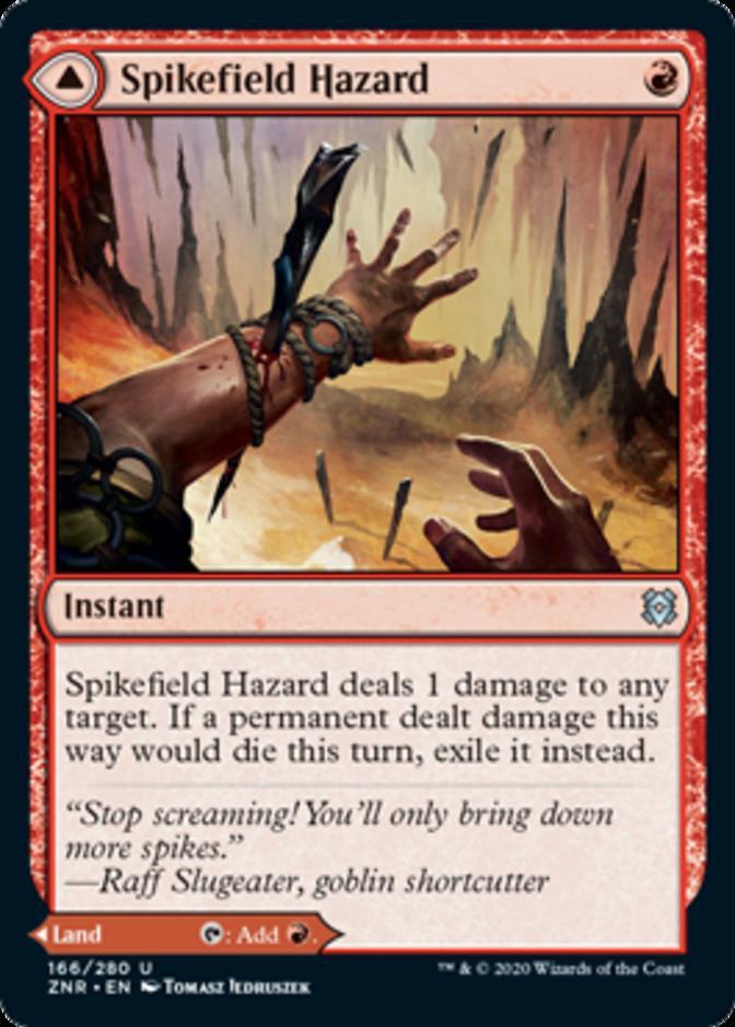 Spikefield Hazard [ZNR]