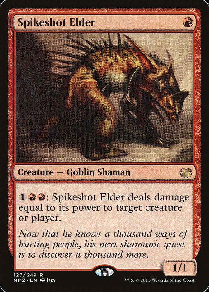 Spikeshot Elder [MM2]