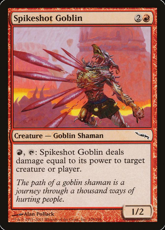 Spikeshot Goblin [MRD]
