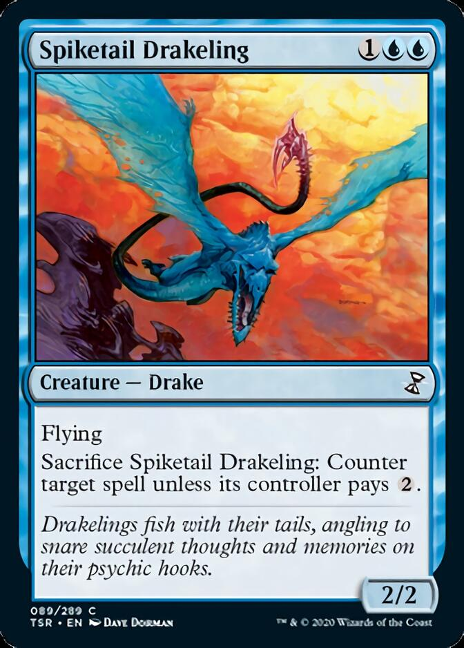 Spiketail Drakeling [TSR]