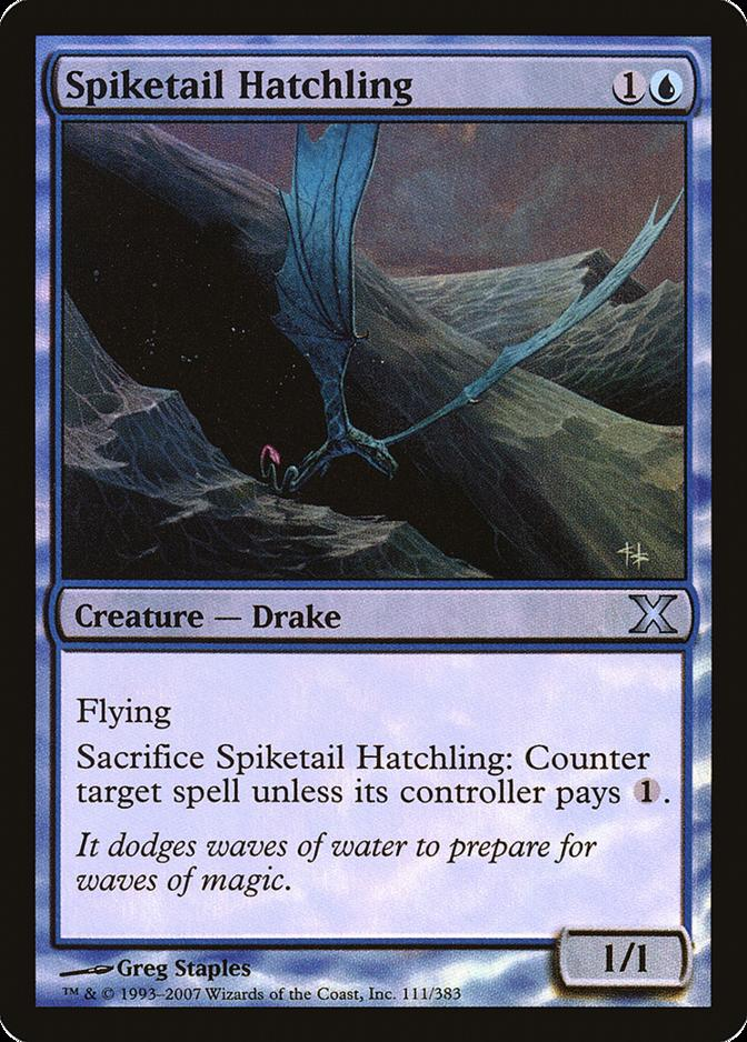 Spiketail Hatchling [10E]