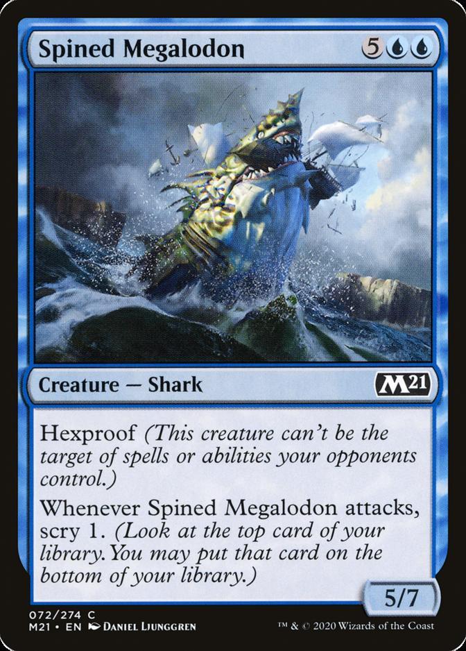 Spined Megalodon [M21]