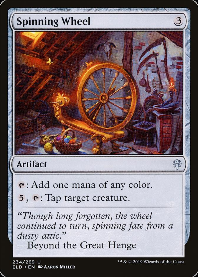 Spinning Wheel [ELD]