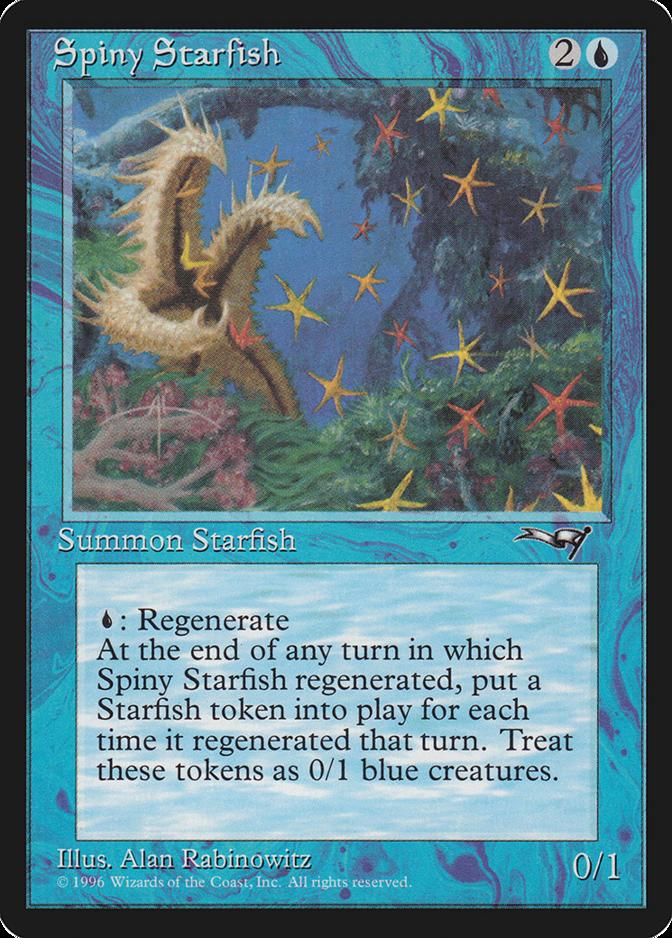 Spiny Starfish [ALL]