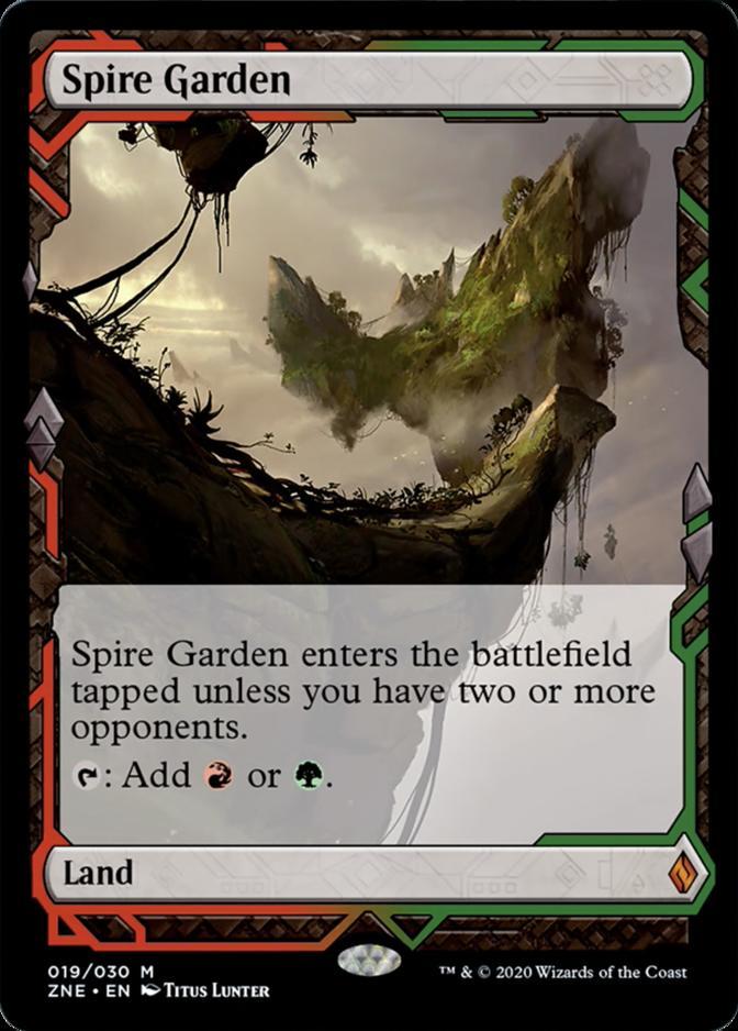 Spire Garden [ZNE]