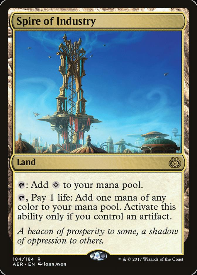 Spire of Industry [AER]