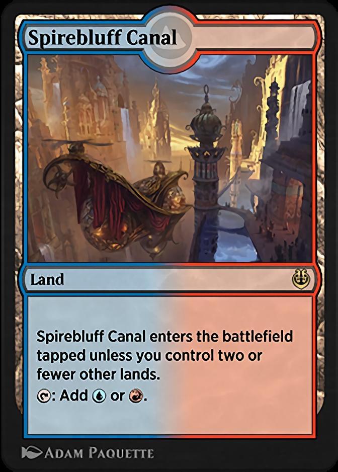 Spirebluff Canal [KLR]