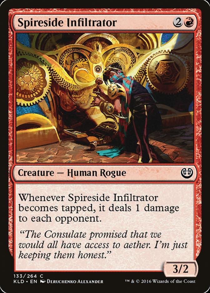 Spireside Infiltrator [KLD]