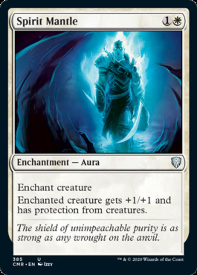 Spirit Mantle <precon> [CMR]