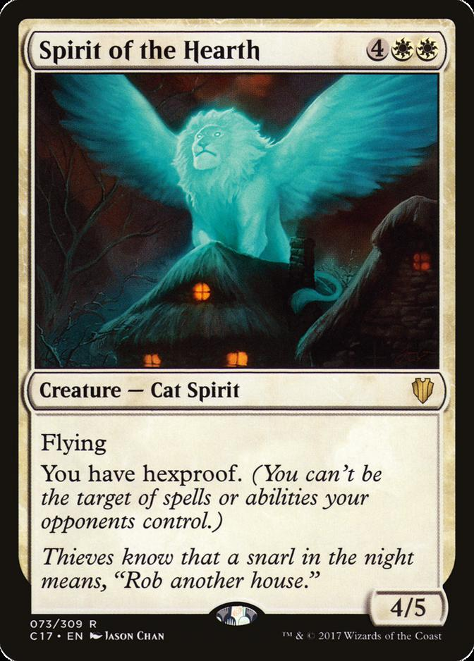 Spirit of the Hearth [C17]