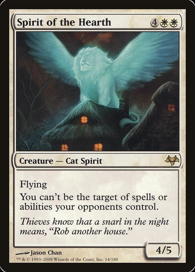 Spirit of the Hearth [EVE]