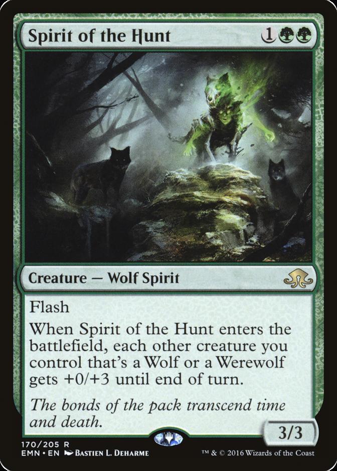 Spirit of the Hunt [EMN]