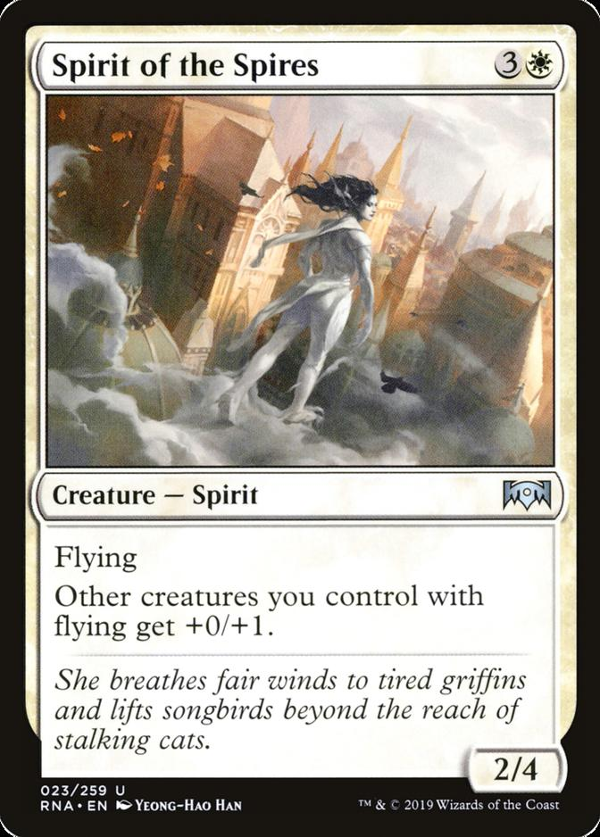 Spirit of the Spires [RNA]