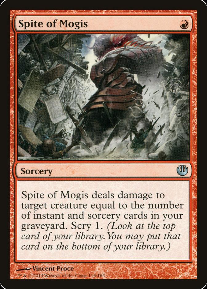 Spite of Mogis [JOU]