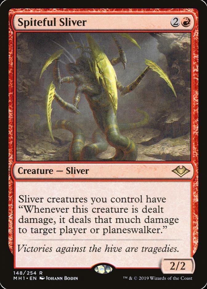 Spiteful Sliver [MH1]