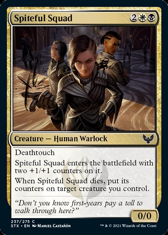 Spiteful Squad [STX]