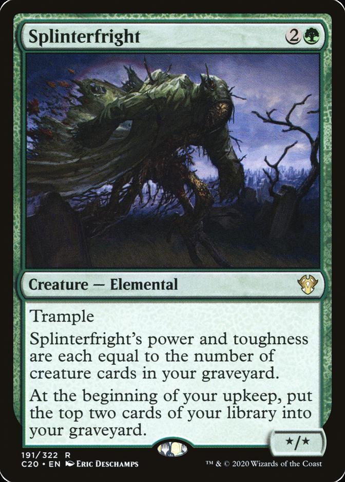 Splinterfright [C20]