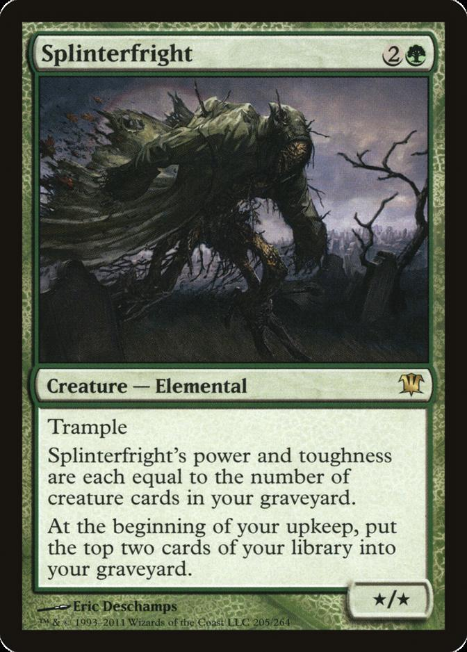 Splinterfright [ISD]