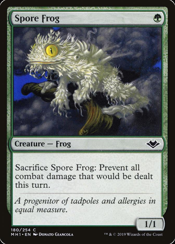 Spore Frog [MH1]