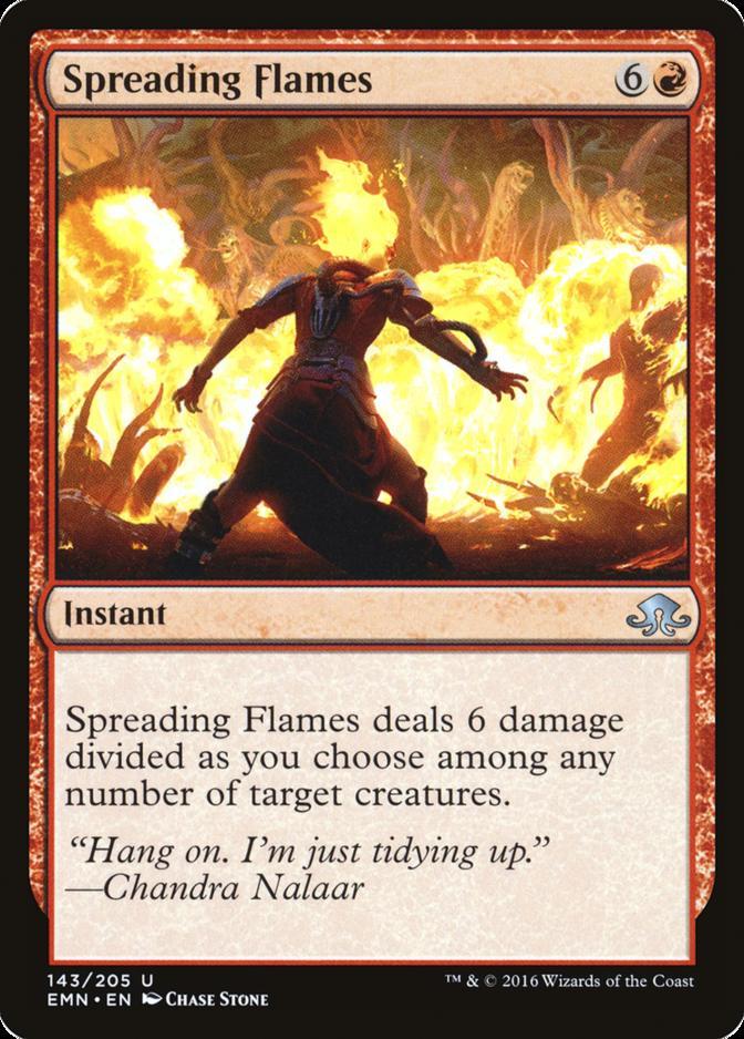 Spreading Flames [EMN]